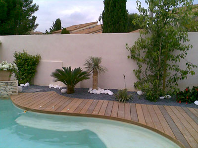 Amenagement piscine exterieur crochet sandow plastique | Idmaison